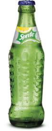 Sprite fles 33cl