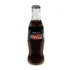 Coca Cola zero fles 33cl