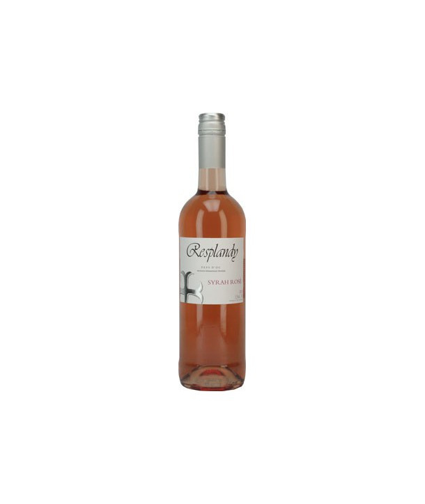 Resplandy Syrah Rose