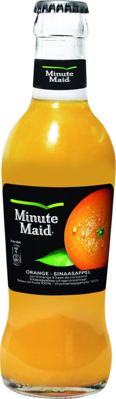 Minute Maid Jus d'orange