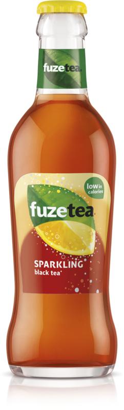 Fuze Tea Sparkling fles 33cl