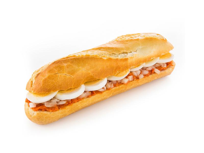 Broodje Filet Americain