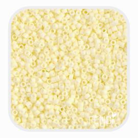Delica 10/0 - Opaque Matte Pale Yellow