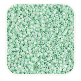Delica 10/0 - Opaque Mint AB