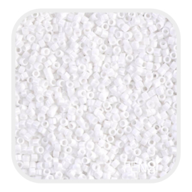 Delica 10/0 - Opaque White