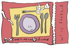 doneer een maaltijd