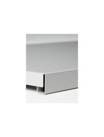 Draaideurkast 100x80x38 cm