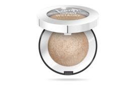 Vamp! Wet & Dry Eyeshadow 100 Champagne Gold