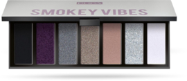 Make Up Stories Compact Eyeshadow Palette - Smokey Vibes 002