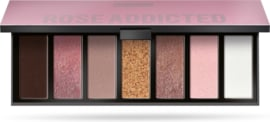 Make Up Stories Compact Eyeshadow Palette - Rose Addicted 004