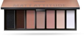 Make Up Stories Compact Eyeshadow Palette - Matt Attitude 003