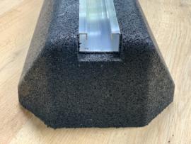Pallet RubberFoot 600 mm pallet 24 stuks