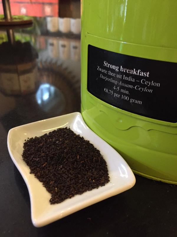 Strong breakfast - 100 gram
