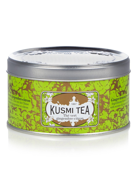 Ginger Lemon Kusmi 125 gram