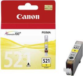 CANON CLI-521 Yellow origineel