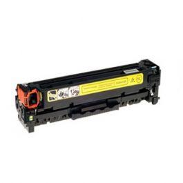 HP CF382A / CE412A toner Yellow huismerk