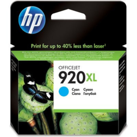 HP 920XL Cyan origineel