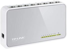 TP-LINK Netwerk switch 8 poorten 100 Mbit/s