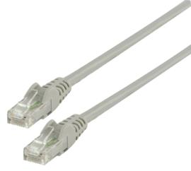 UTP-Netwerkkabel CAT6 RJ45 Male - RJ45 Male Grijs 1.0m