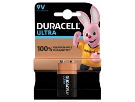 DURACELL batterij 9V Ultra Power