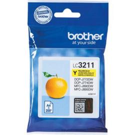 BROTHER LC3211 Yellow origineel