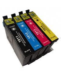 EPSON 18XL B/C/M/Y 4-pack huismerk