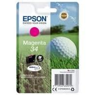 EPSON 34 Magenta origineel