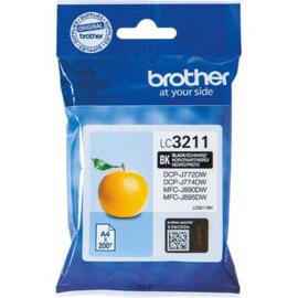 BROTHER LC3211 Black origineel