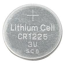 Batterij knoopcel CR1225