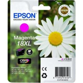 EPSON 18XL Magenta origineel