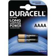 DURACELL batterij AAAA Long Lasting Power  2 stuks