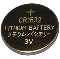 Batterij knoopcel CR1632