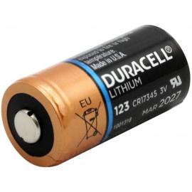 DURACELL batterij CR123 3V