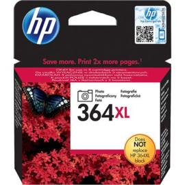 HP 364XL foto zwart origineel