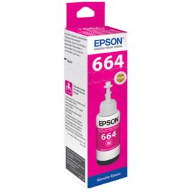 EPSON Ecotank T6643 Magenta origineel