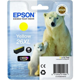 EPSON 26XL Yellow origineel