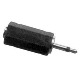 Jack 2.5mm naar 3.5mm - Adapter