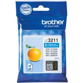 BROTHER LC3211 Cyan origineel
