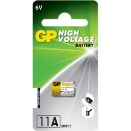 GP High Voltage batterij 11A/MN11 6V