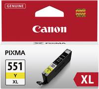 CANON CLI-551XL Yellow origineel