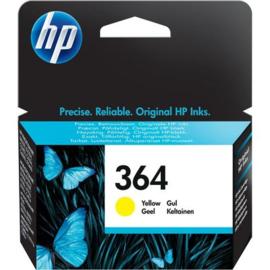 HP 364 geel origineel