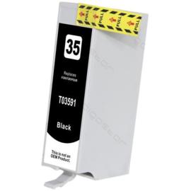 EPSON 35XL Black huismerk