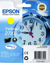 EPSON T2714 27XL Yellow origineel