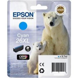 EPSON 26XL Cyan origineel