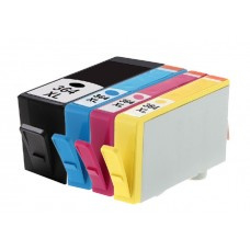 HP 364XL Black/Cyan/Magenta/Yellow Multipack Huismerk