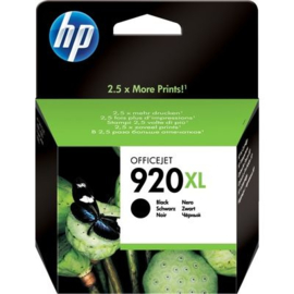HP 920XL Black origineel