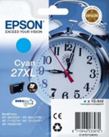 EPSON T2712 27XL Cyan origineel