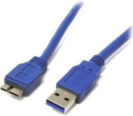 USB3.0 kabel 0.5m