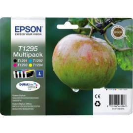 EPSON T1295 B/C/M/Y 4-pack origineel
