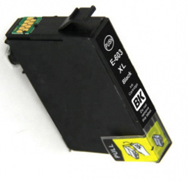 EPSON 603XL Black Huismerk